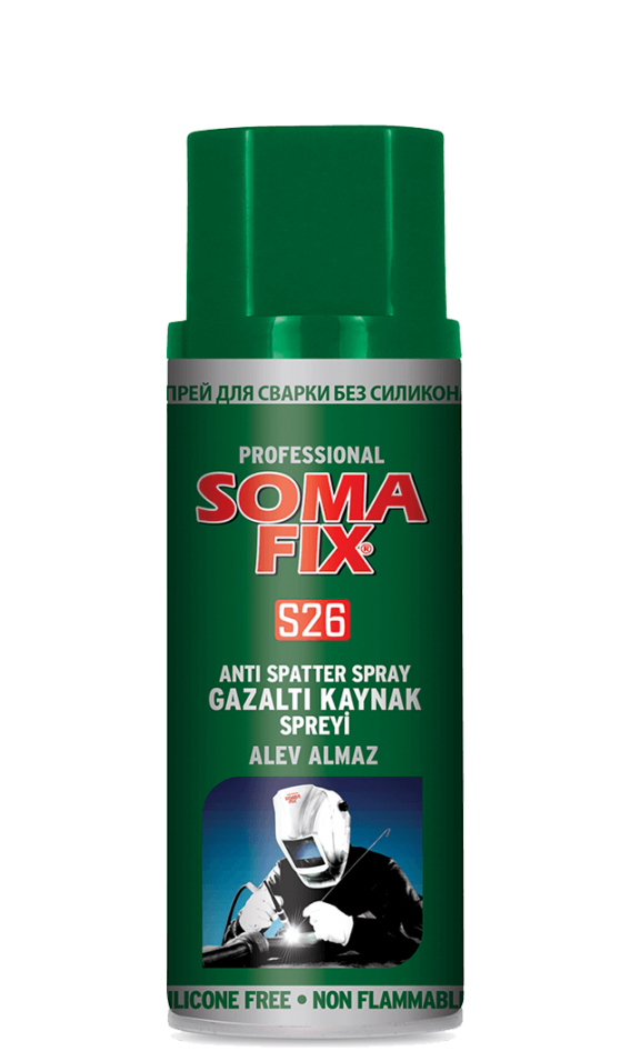 SOMAFIX SPRAY DE SOUDURE - S26