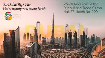 40. Dubai The Big 5 Show 2019